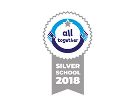 We Have Been Awarded Silver Status In The All Together Programme