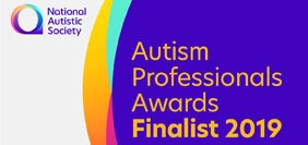 Jonathan Baron Shortlisted As A Finalist In The Autism Professional Awards