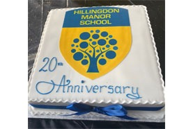 Special Assembly Commemorating Hillingdon Manor's 20th Anniversary